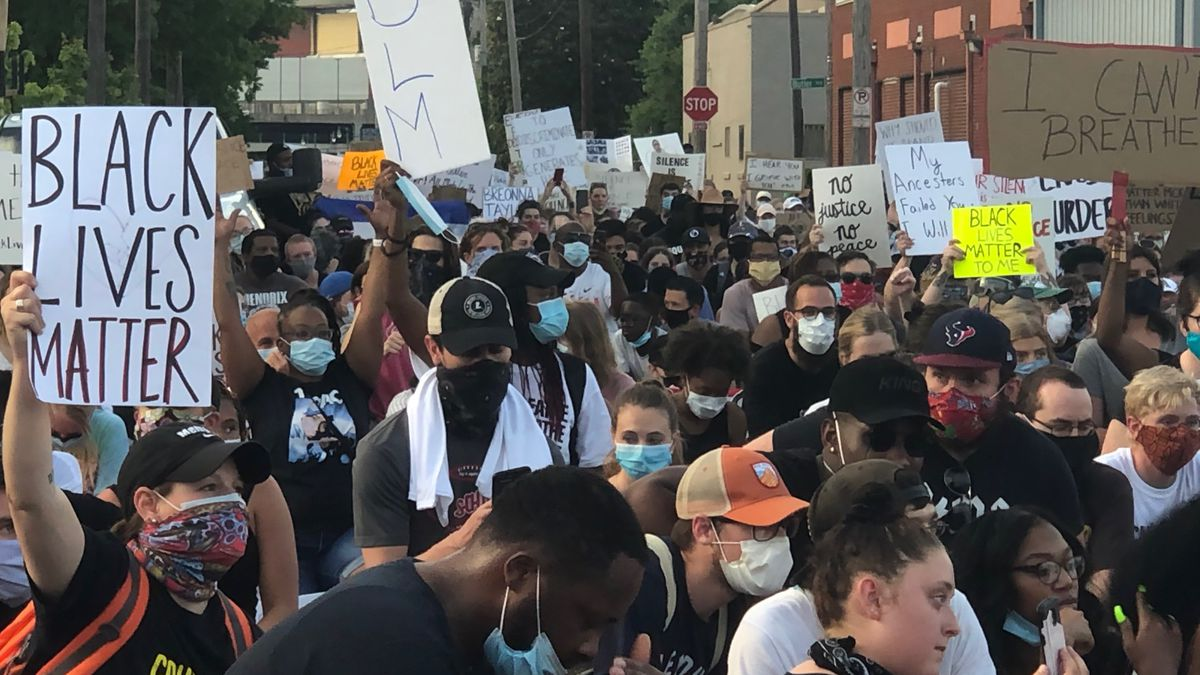 The goal driving protests in Memphis: Unity and reform
