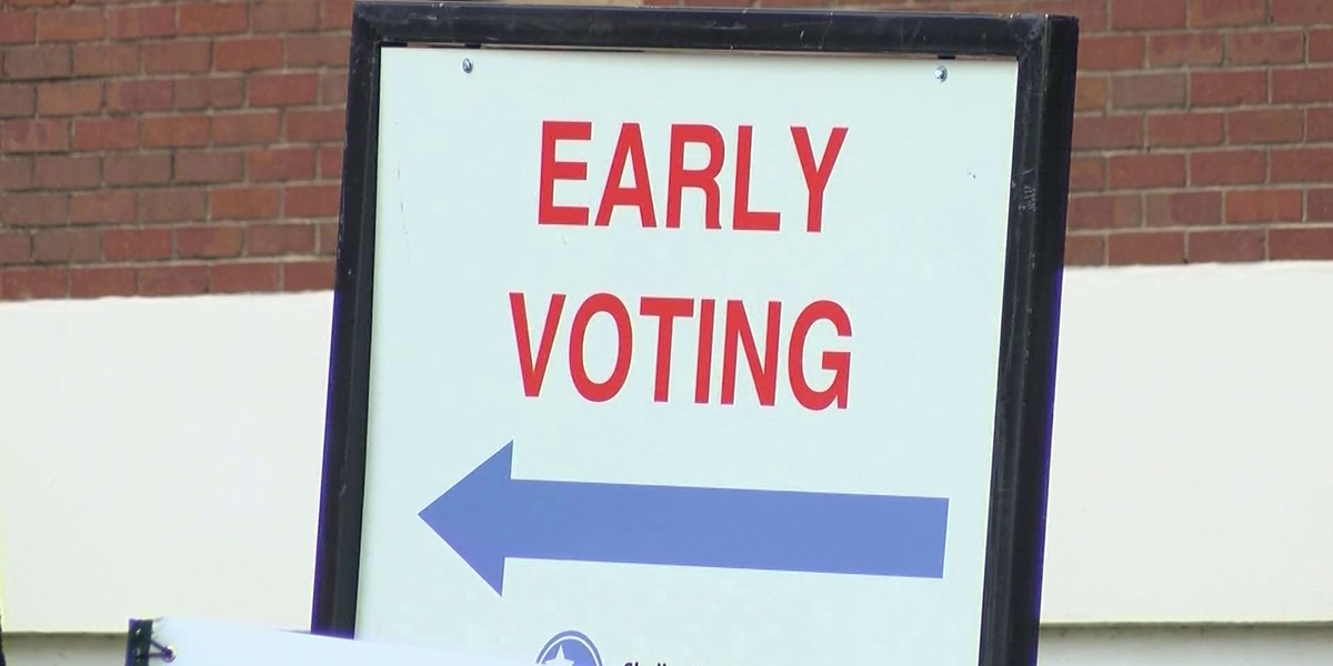 Young voter turnout low at this point in early voting