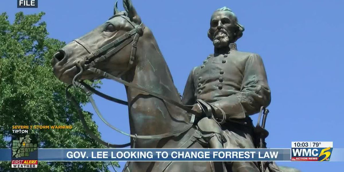 Changing Nathan Bedford Forrest Day
