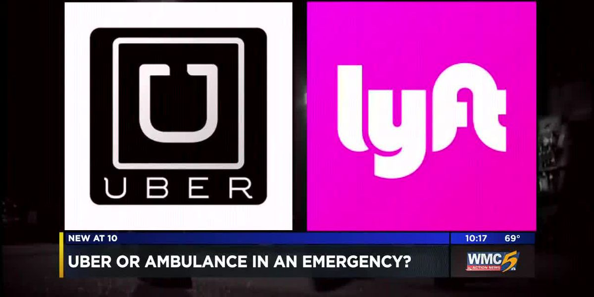 Using rideshare as an ambulance? It may be cheaper, but is it safe?