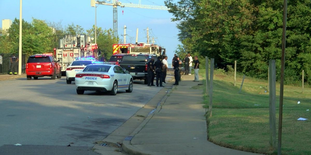 Person in critical condition after crash in Medical District