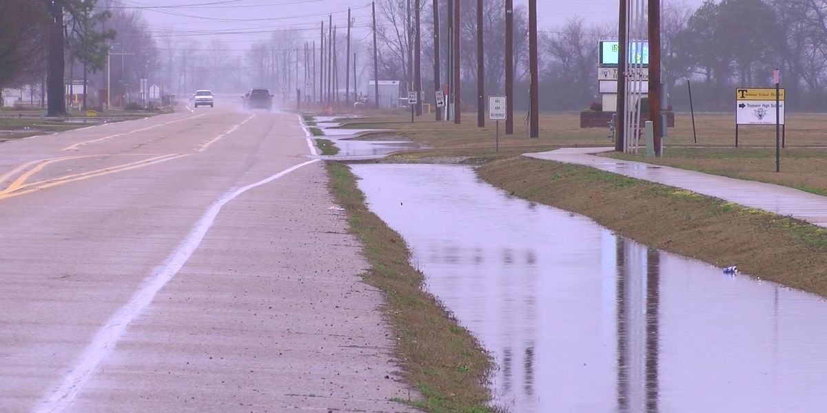 Trumann Schools change bus routes due to flood water
