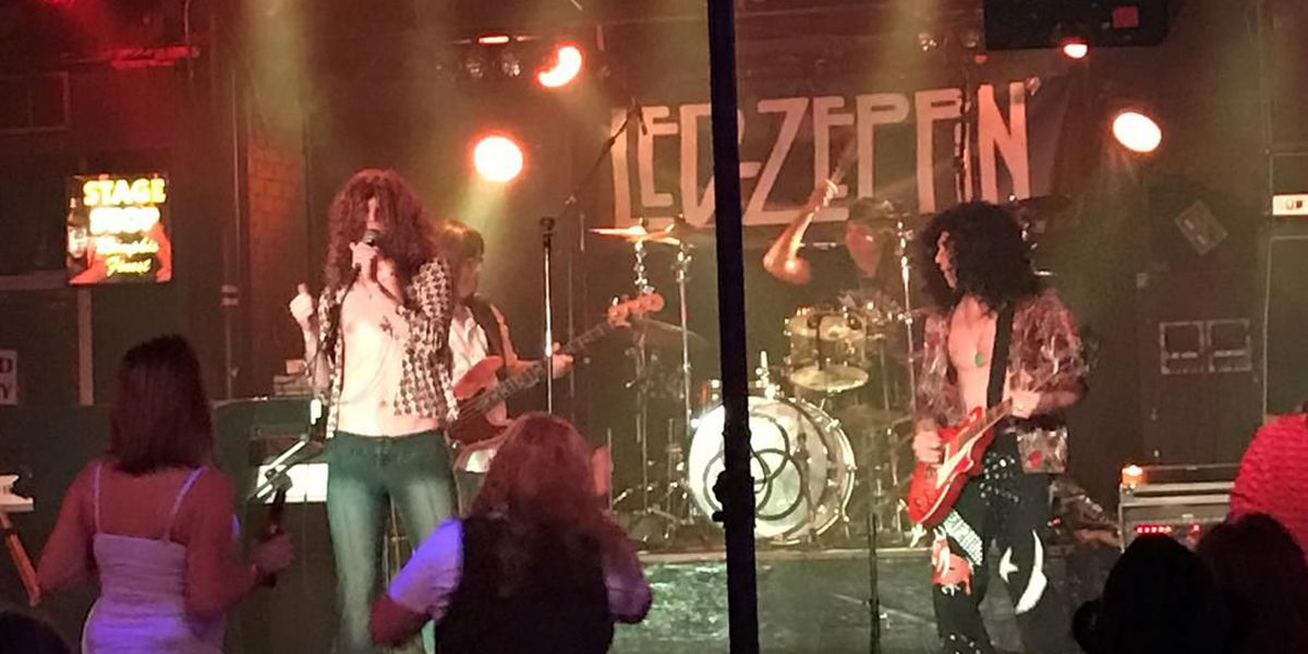 LOCAL MUSIC REVIEW: Led Zeppin' keeps true to iconic 70s sound