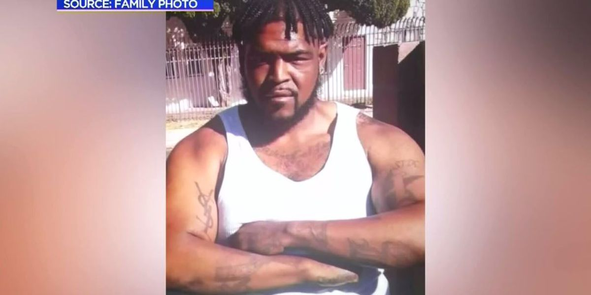 Attorney: Black man shot by Calif. deputies wasn't holding a gun