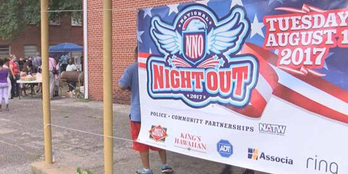 Memphis communities come together for National Night Out