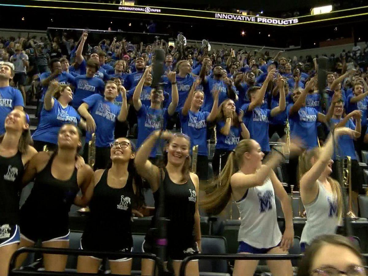 Memphis Madness kicks off new season of Tigers basketball