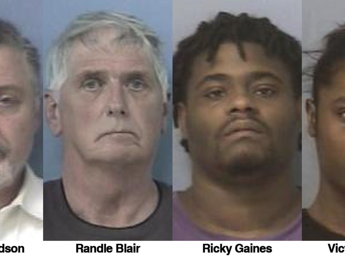 Mid-South attorney, 3 others charged in connection with sexual assault investigation