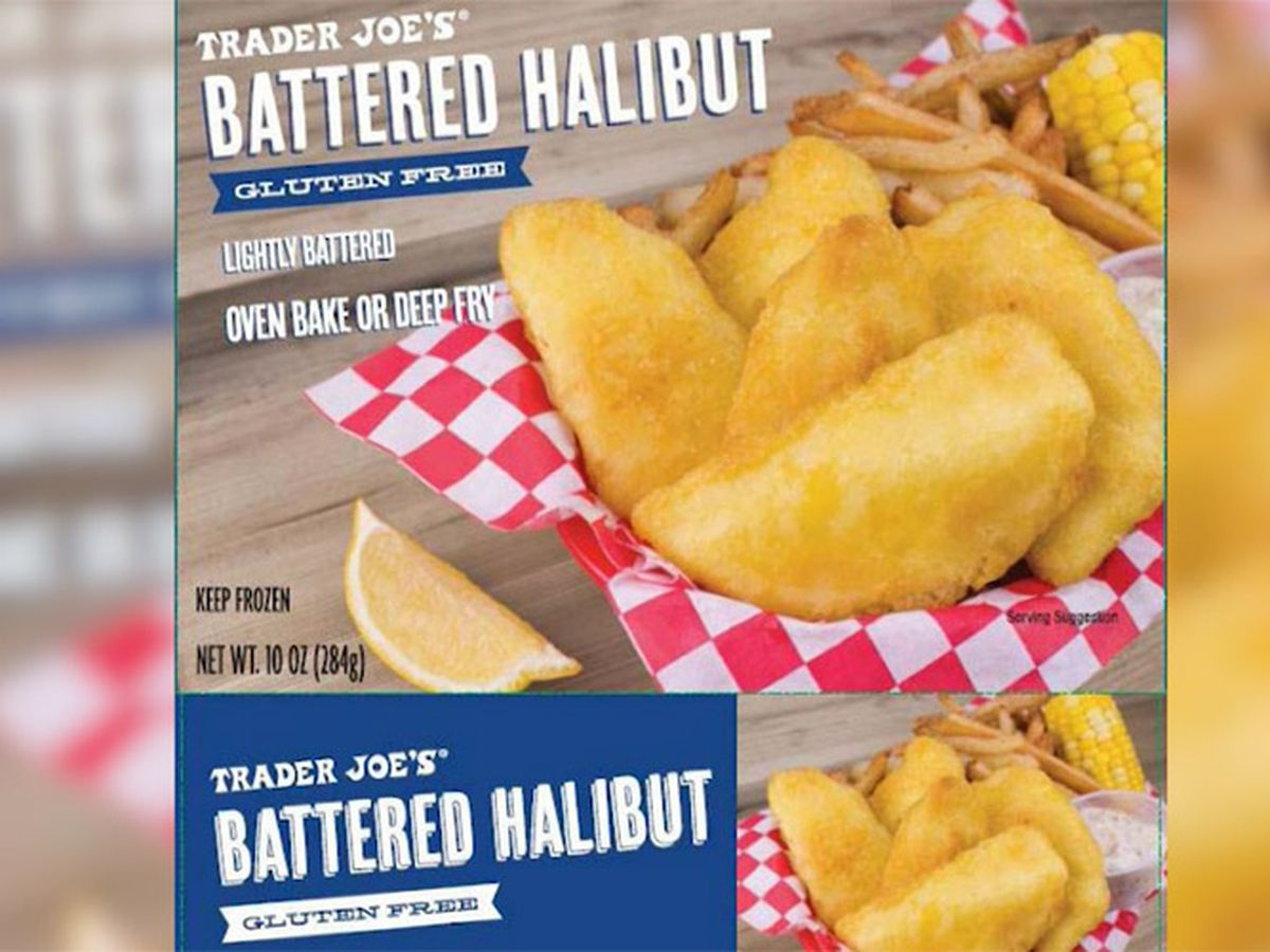 Recall: Trader Joe's gluten-free battered fish contain wheat, milk