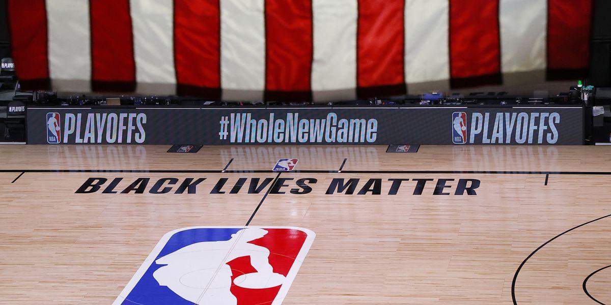 NBA playoffs back on