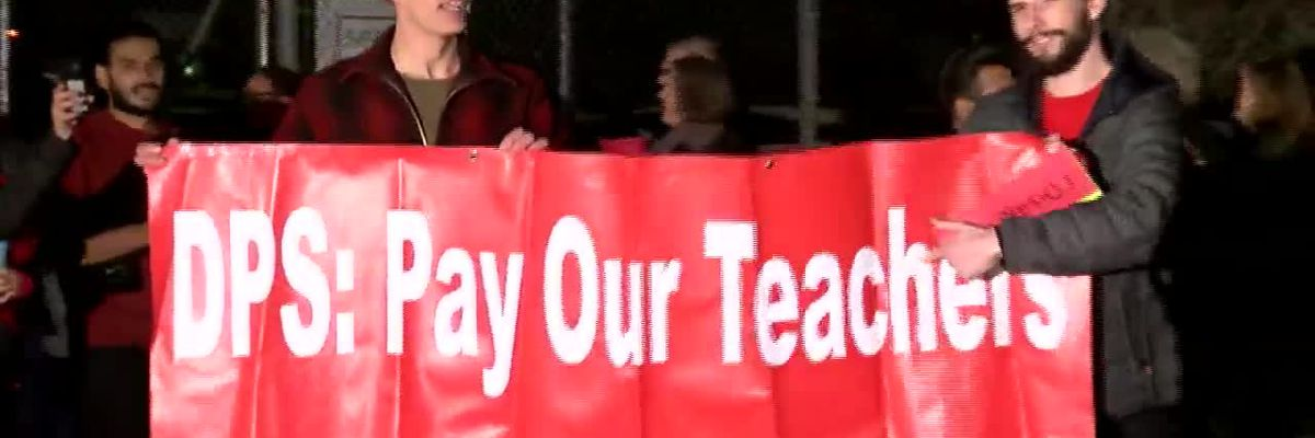 Denver teachers considering strike during pay dispute