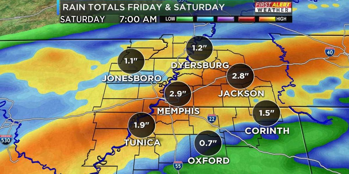 FIRST ALERT: Thunderstorms expected by Friday night