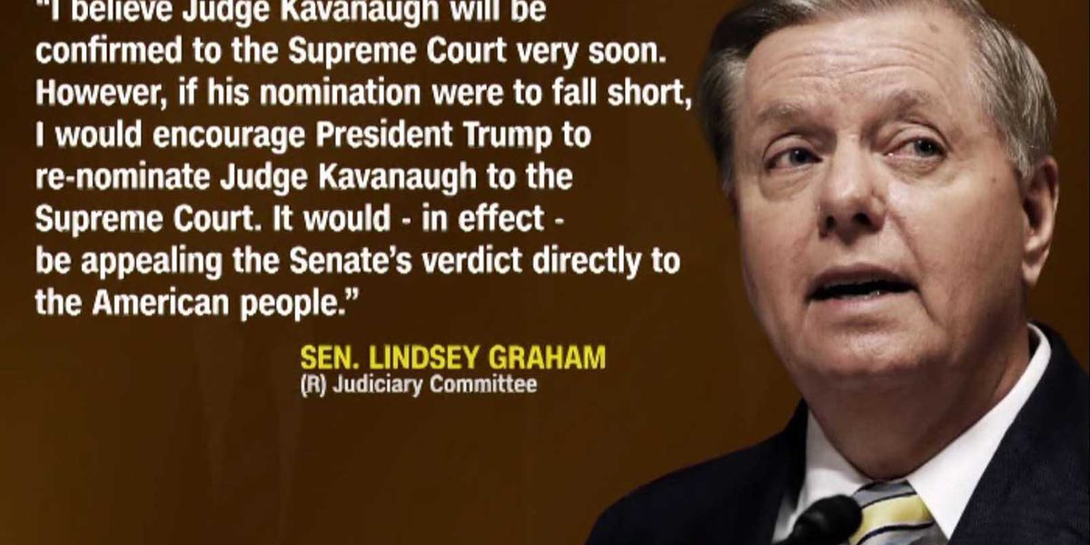 Senators await Federal Bureau of Investigation  report on allegations against Brett Kavanaugh