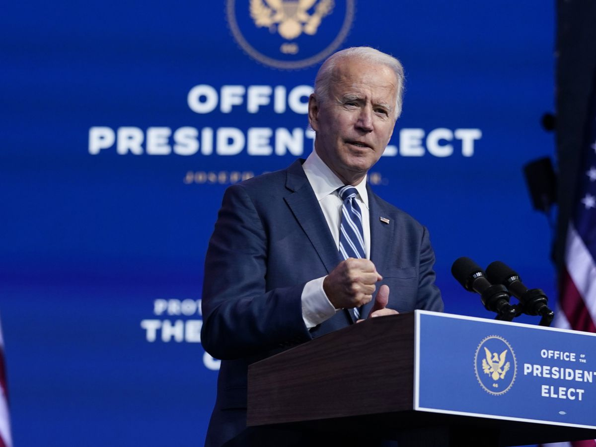 LIVE: Biden bringing forward his intended national security team