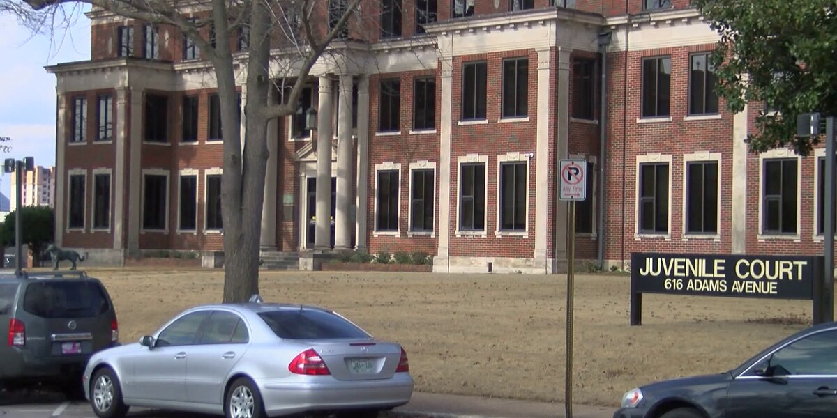 Juvenile Court of Memphis, Shelby County suspending in-person court proceedings