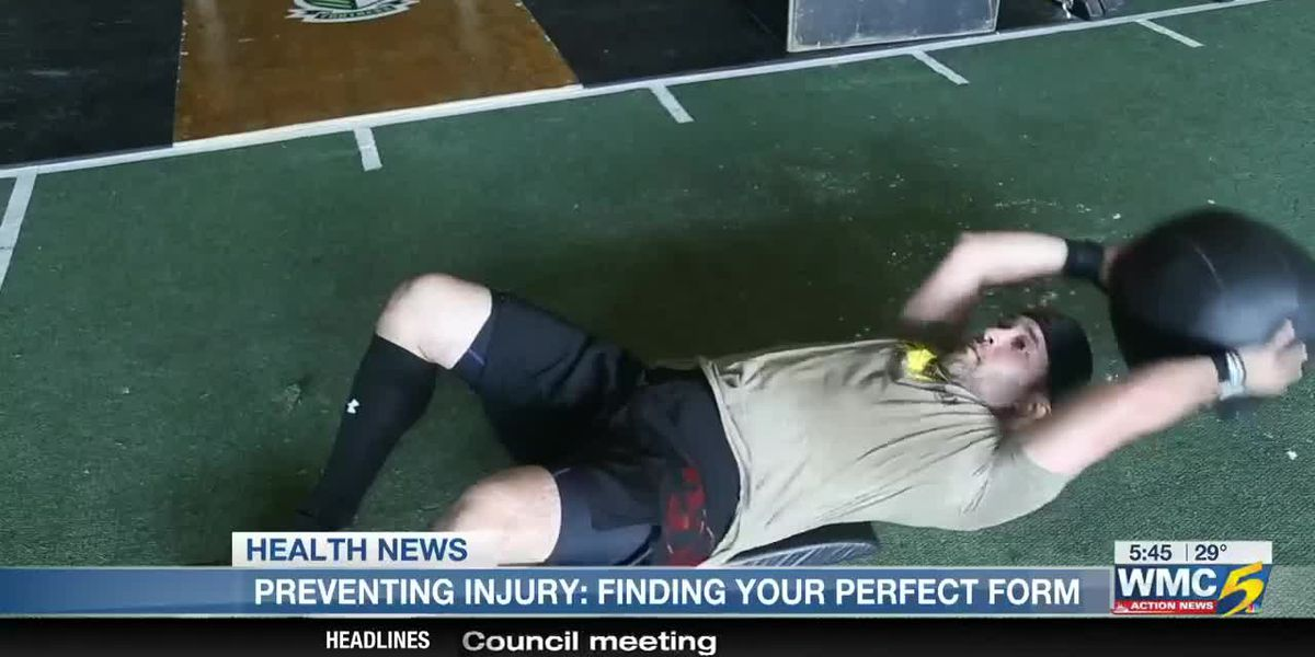 Best Life: Preventing injury - Finding your perfect form