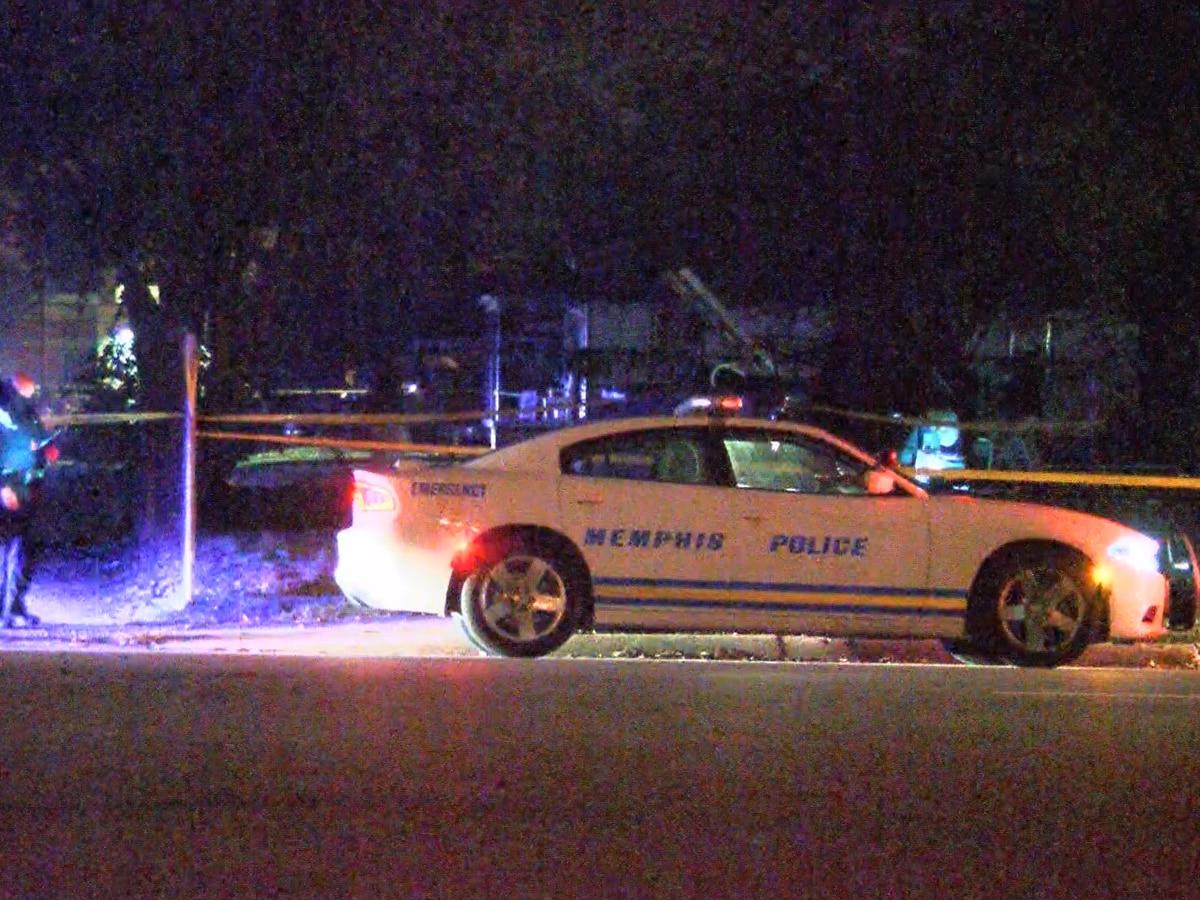 Man found shot, killed after crash in North Memphis