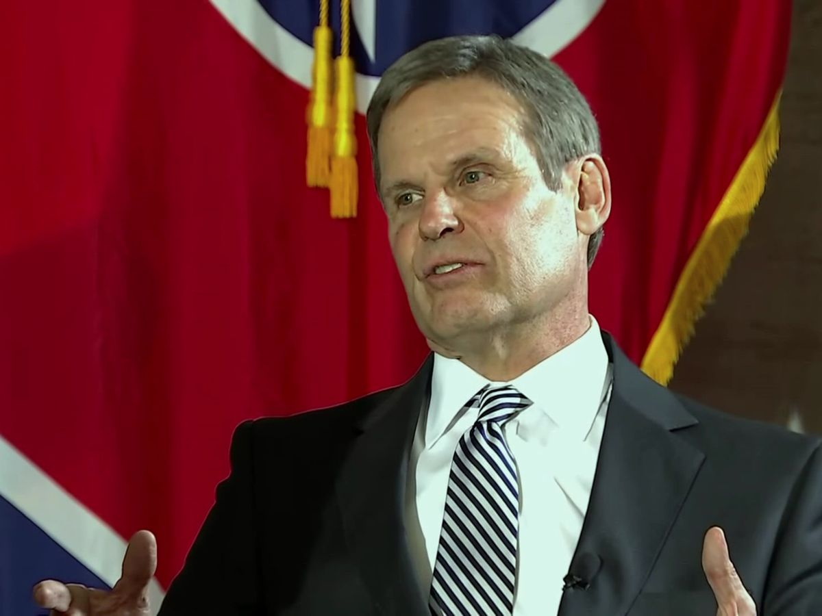 Tennessee governor says he hopes to change law requiring observance of Confederate leaders