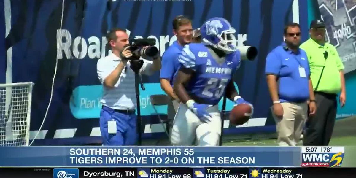 Memphis defeats Southern, moves to 2-0