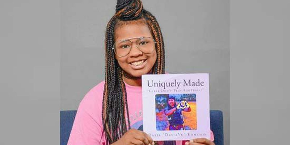 12-year-old releases second book about life's 'struggles'