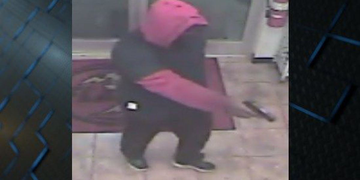 Robbery spree suspect wanted in West Memphis