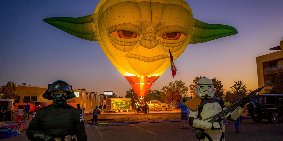 Tickets on sale for Bluff City Balloon Jamboree