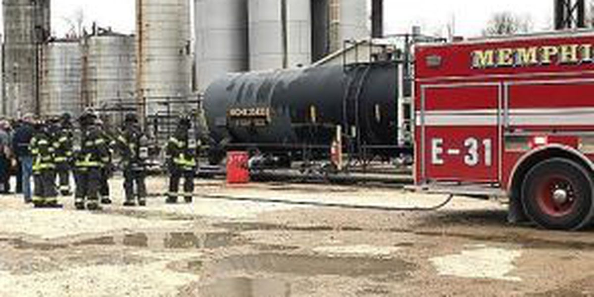 MFD: 2 injured in explosion at Runyon Industries railway service