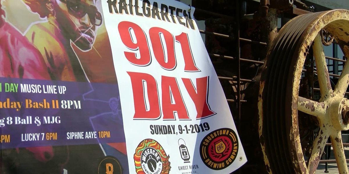 901 Day events celebrate all things Memphis