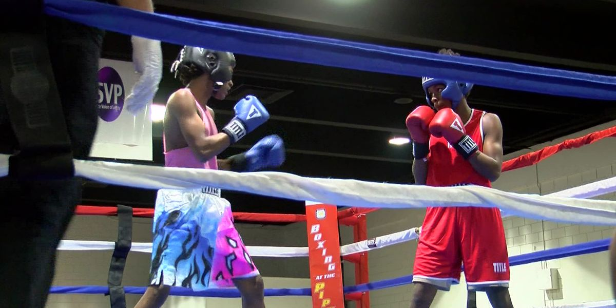 Memphis community turns out to support youth boxing