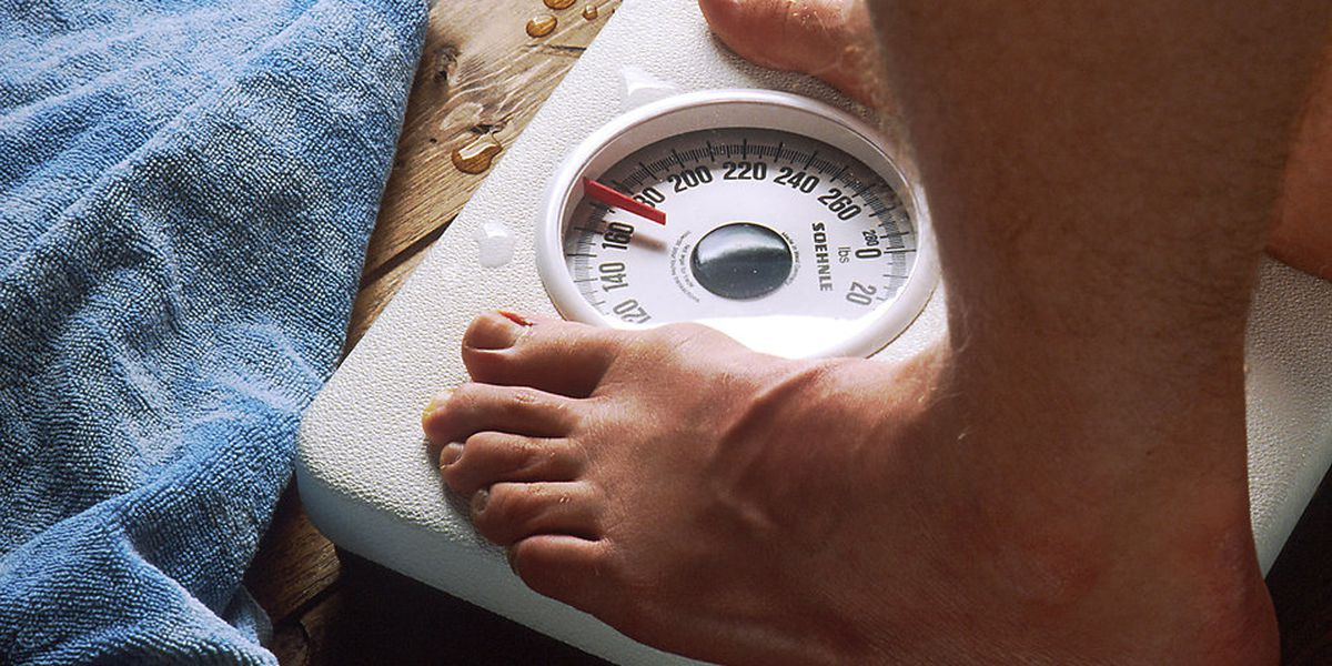 Report: Mississippi has 2nd-highest adult obesity rate in US