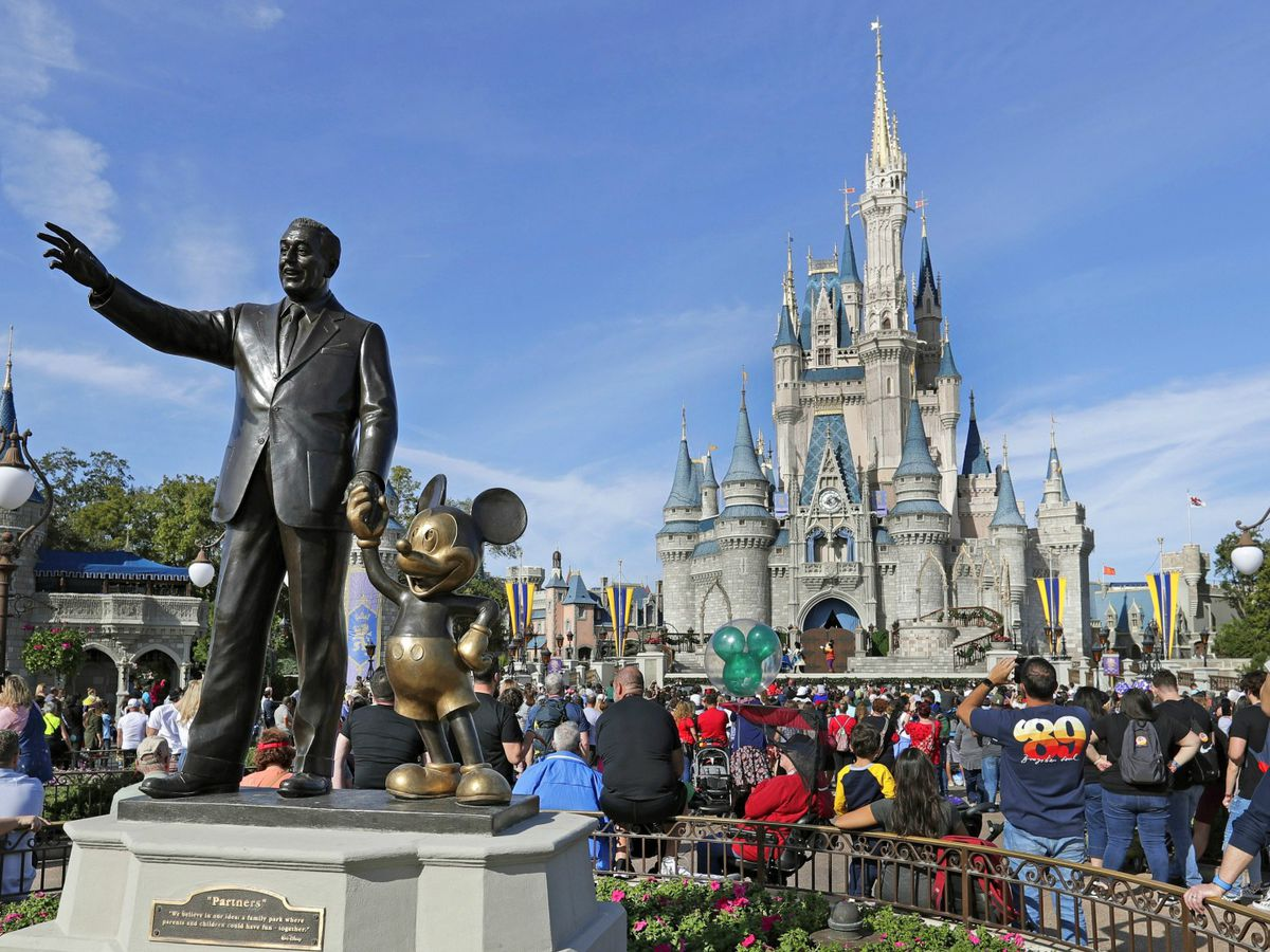Disney World plans 'royal makeover' for Cinderella Castle