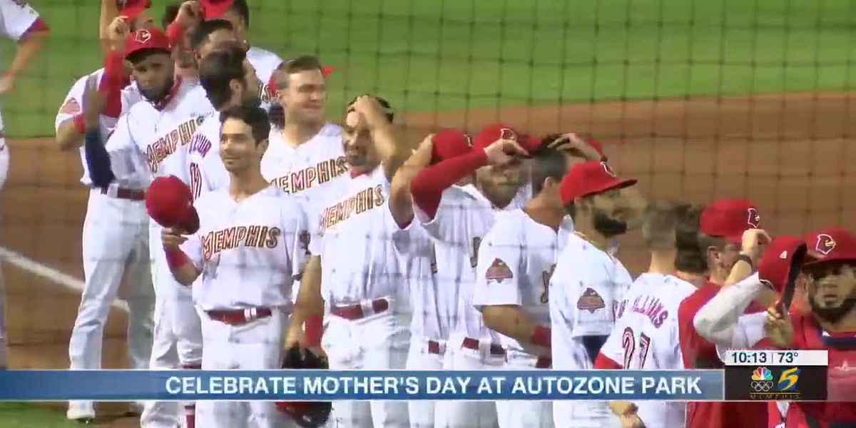 Celebrate Mother's Day at Autozone Park