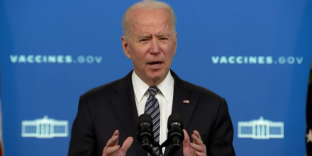 Biden: Safe vaccines will be available for ages 12 and older