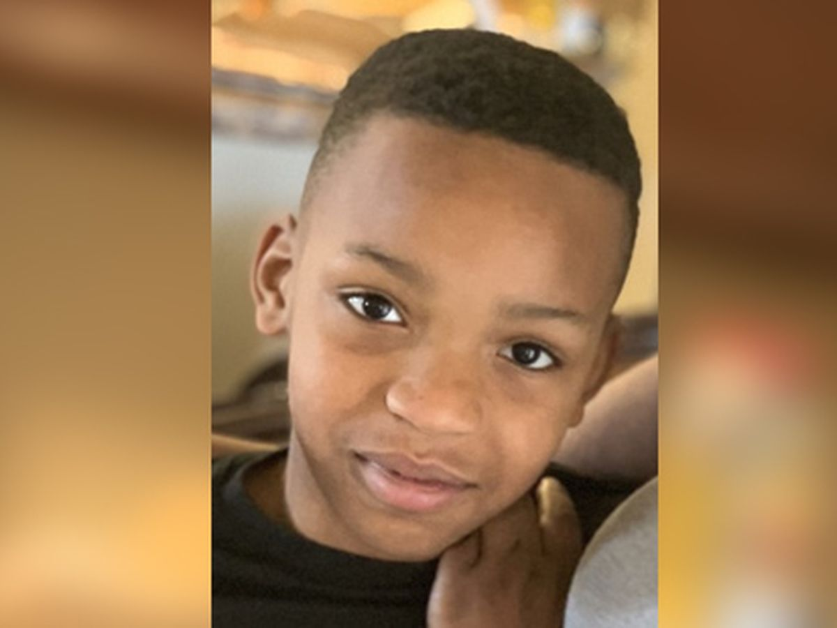 10-year-old boy found after missing from home