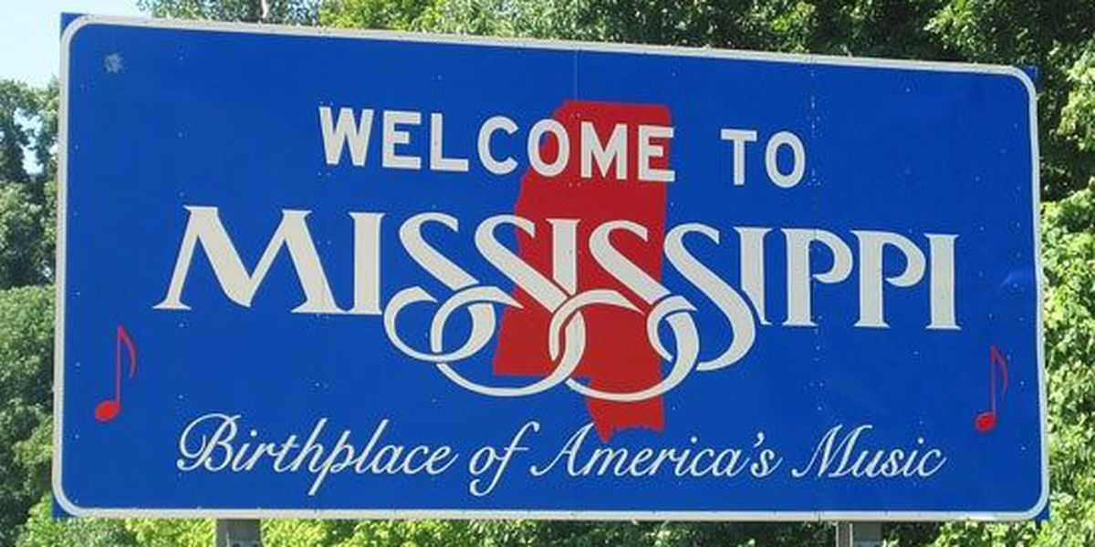 Mississippi ranked as 2nd worst state
