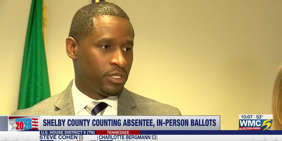 Shelby Co election officials say results could be done by midnight