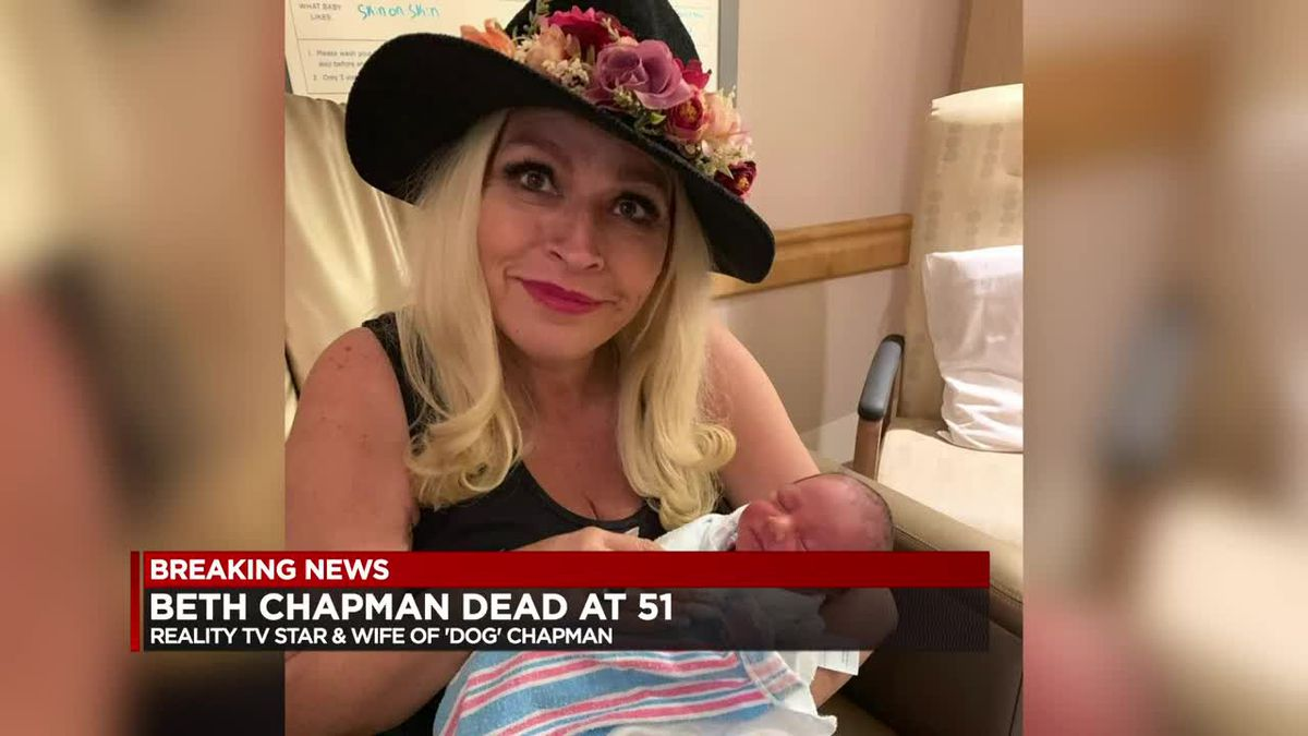 Beth Chapman dies at 51 after lengthy battle with cancer