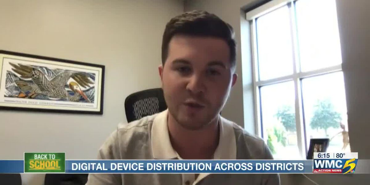 Shelby County municipal school districts rush to distribute digital devices