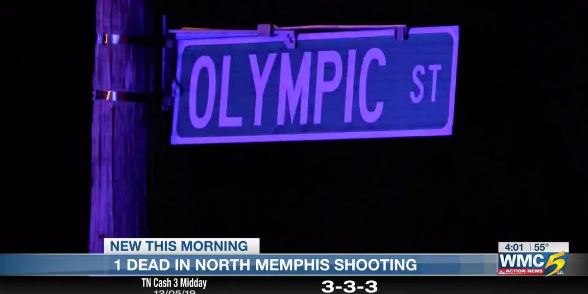 Fatal shooting on Olympic Street under investigation