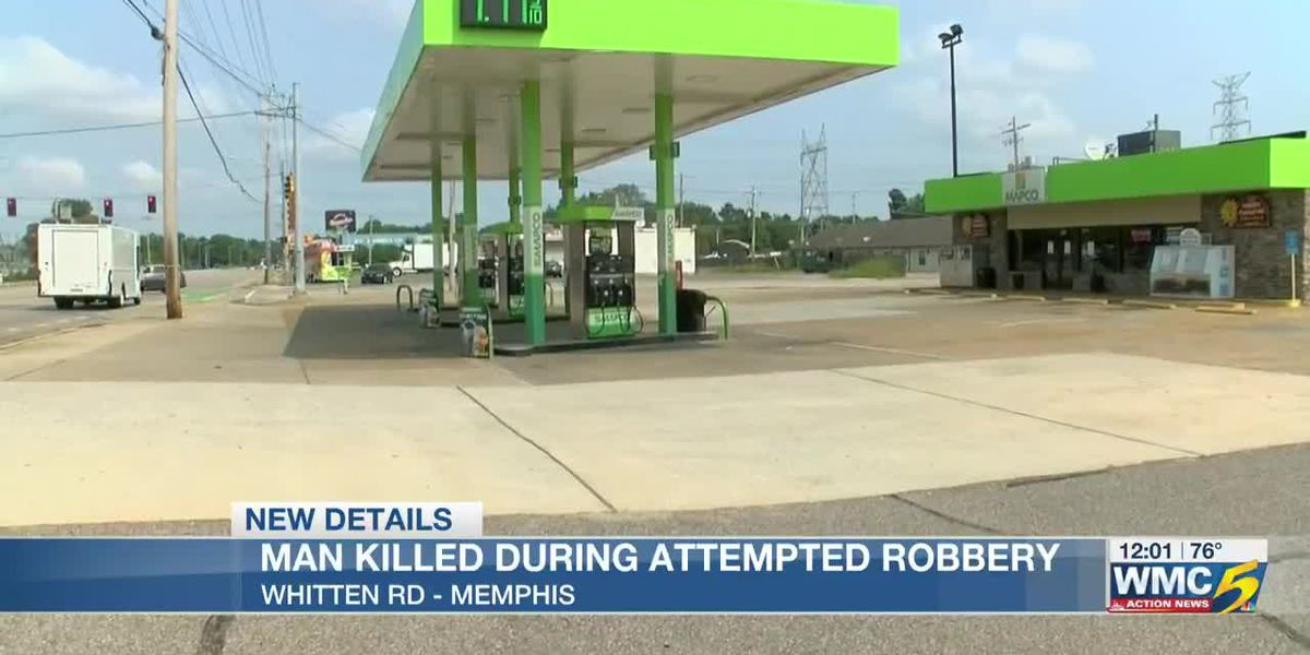 Gas station clerk shot, killed during attempted robbery at MAPCO