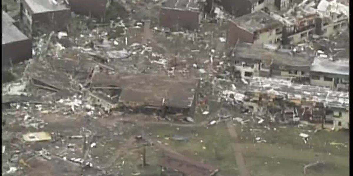 A look back at Memphis' Super Tuesday tornado outbreak 12 years ago