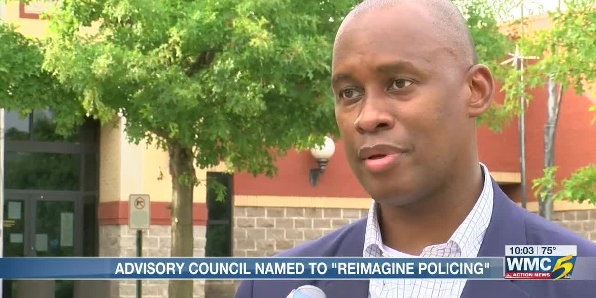 "Advisory council named to ""Reimagine Policing"""