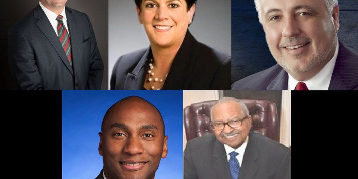 5 candidates running for Shelby County mayor