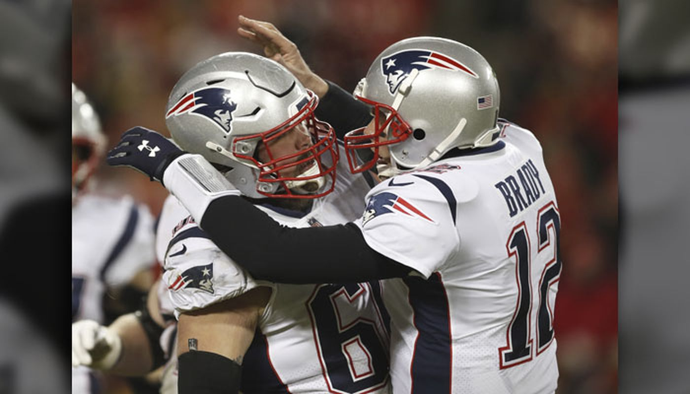 Chiefs, Patriots headed to OT tied at 31