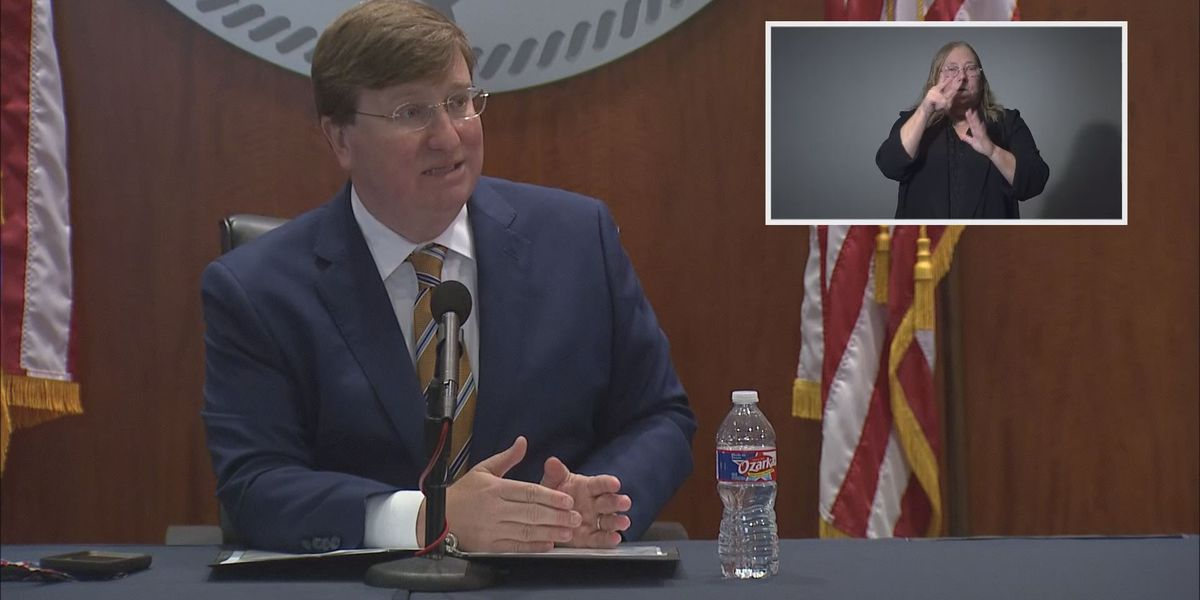 WATCH LIVE: Reeves to discuss record COVID-19 cases