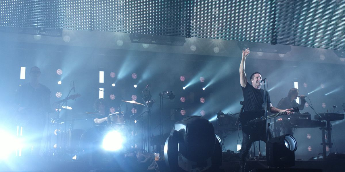 Nine Inch Nails to play Orpheum Theater