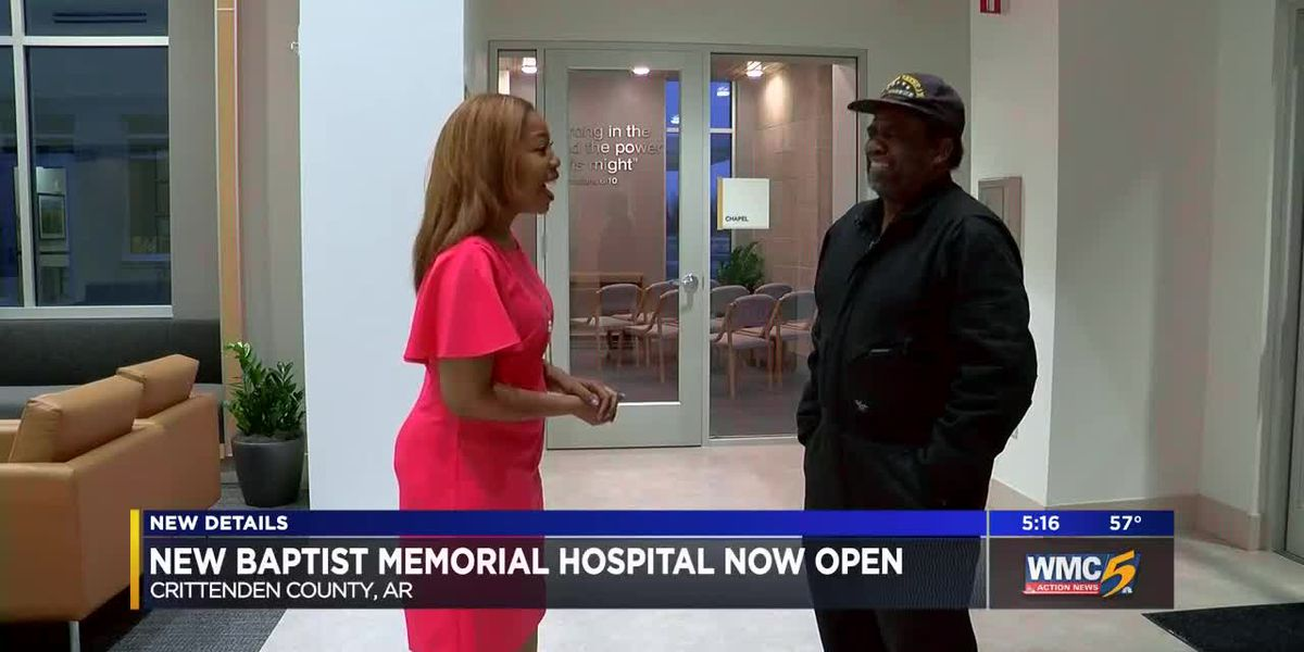 Crittenden County's new hospital now open