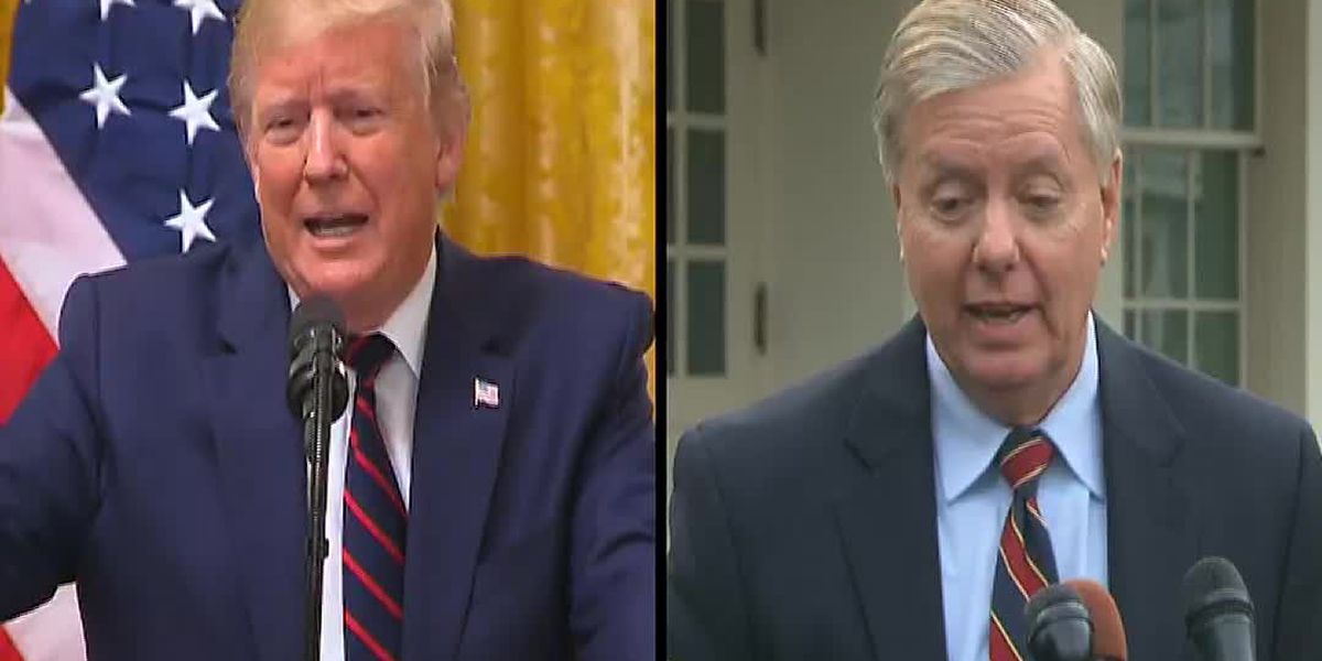 Sen. Graham, Trump have complicated relationship