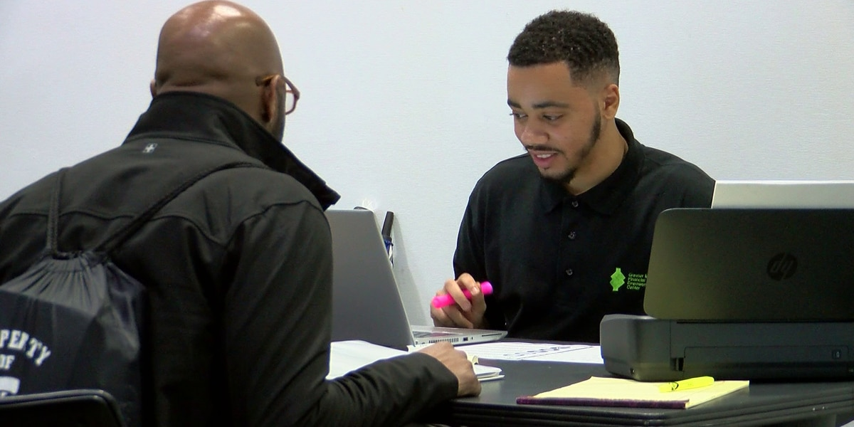 MLK Days of Service: Helping others become financially fit