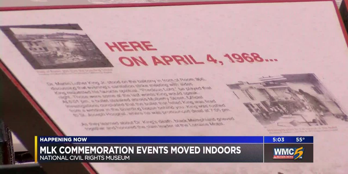MLK Commemoration events moved indoors due to rain