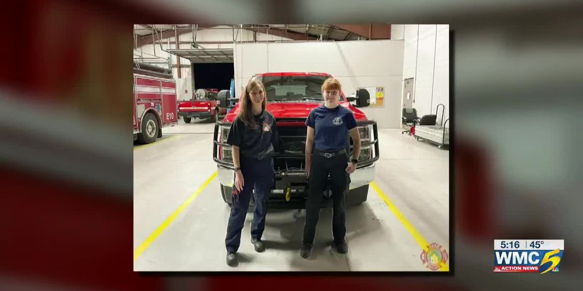 Mississippi fire department makes history with all-female crew